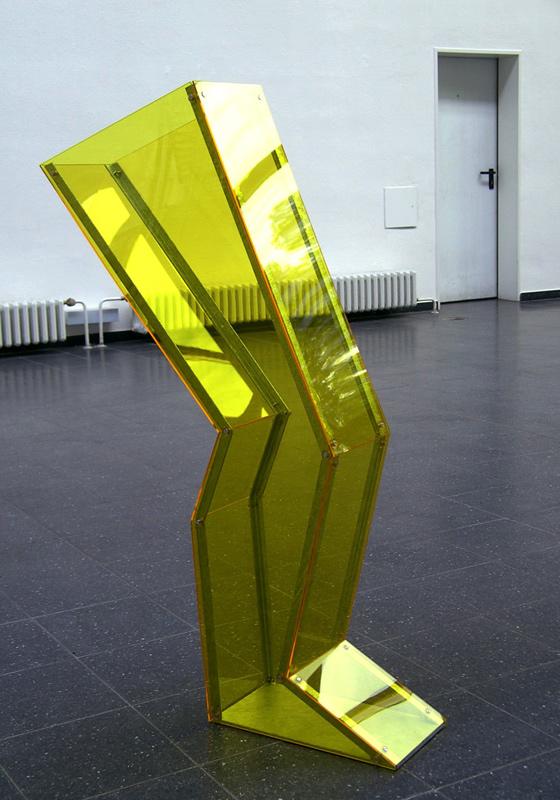 freie Plastik, neues Kunstforum Köln