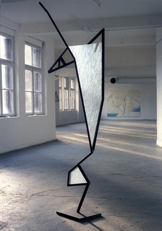 freie Plastik, Krings-Ernst Galerie, Köln